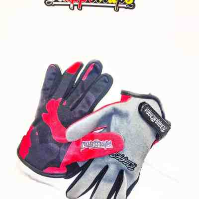 Infrared Camo MX gloves