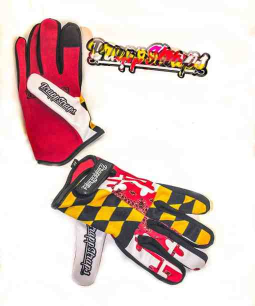 Locals Only MX gloves