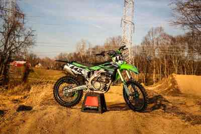 Brapp Strapps MX Gloves