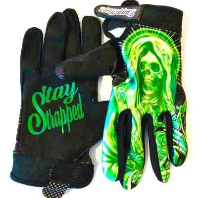 La Santa Muerte 2 MX Gloves