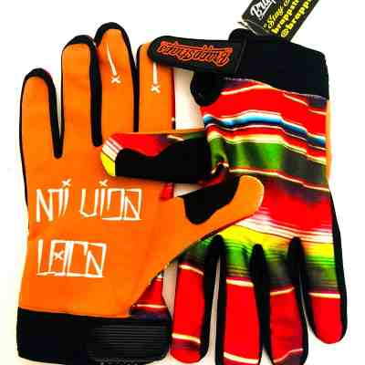 Cinco de Mayo MX Gloves