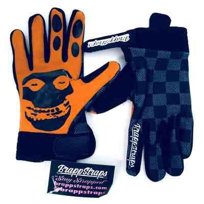 Zeitgeist Orange MX Gloves