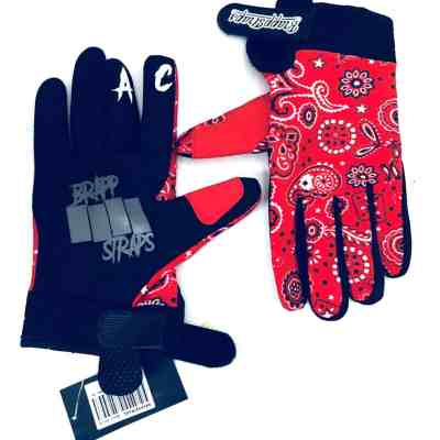 Poppin ACAB MX Gloves