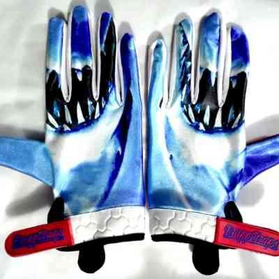 Shark Week MX Gloves