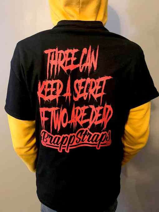 Secret Tshirt by Brapp Straps