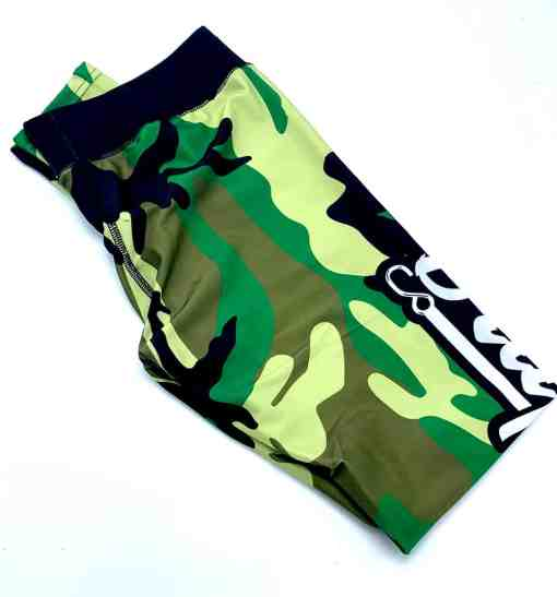Camo Women's Leggings by Brapp Straps