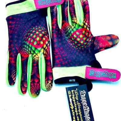 Space Goo MX Glove by Brapp Straps