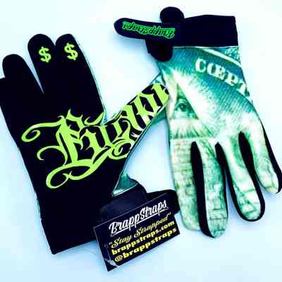 Illuminated MX Glove by Brapp Straps