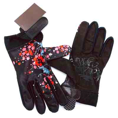 Cherry Blossom MX Gloves by Brapp Straps