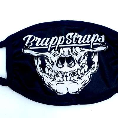 COVID Mask by Brapp Straps