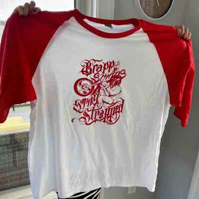 Boog Dyna 3/4 Sleeve Tee by BrappStraps