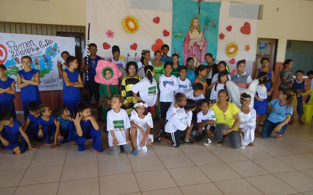 Pastoral do Menor de Abaetetuba comemora conquista de Prêmio