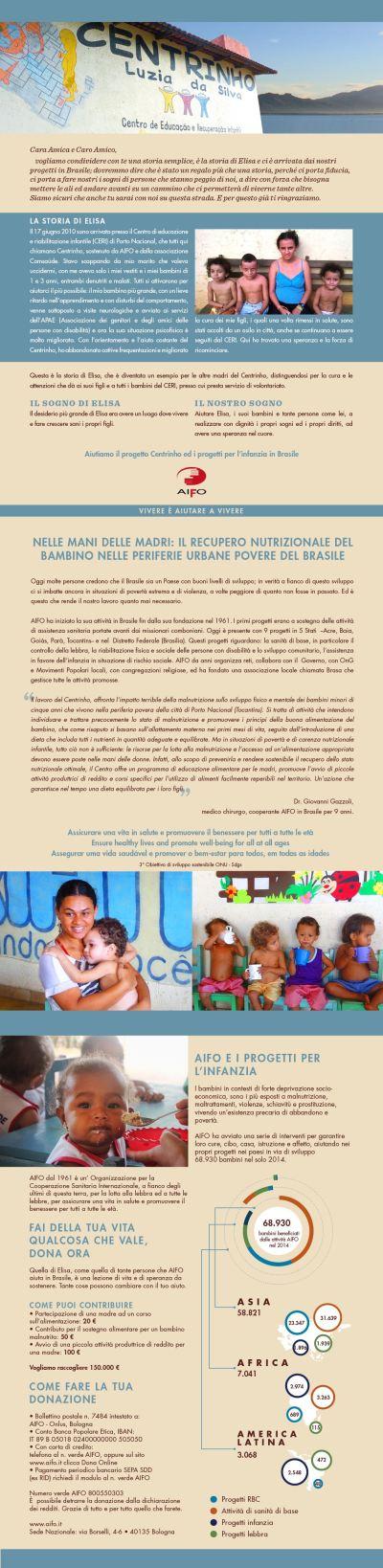 AIFO Campanha Infância Brasil 2015 - longo