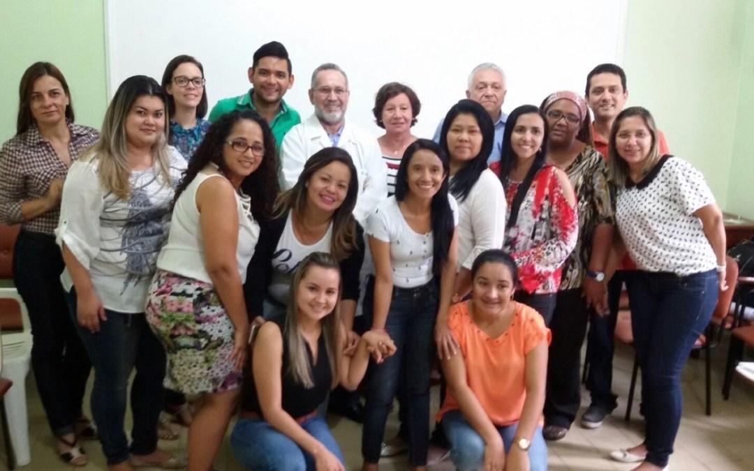 Projeto com a Coordenação Estadual do Pará do Programa de Controle da Hanseníase – relatório 2015