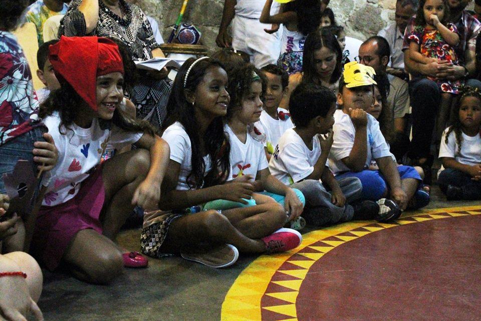 Retrospectiva das atividades de 2016 da Vila Esperança