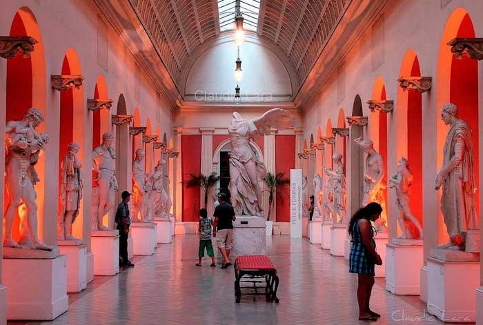 Audioguia garante acessibilidade aos museus brasileiros