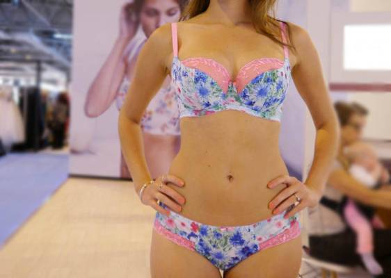 Cleo by Panache Kira Floral