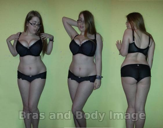 Curvy Kate Ritzy Black 32J full length