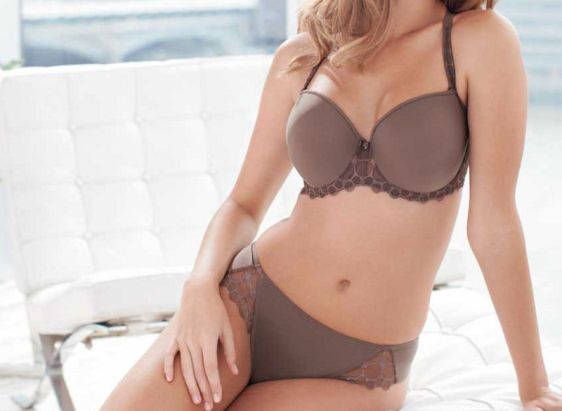Fantasie Eclipse in OmbreElomi Racquel in Taupe - Nude Bras for WOC