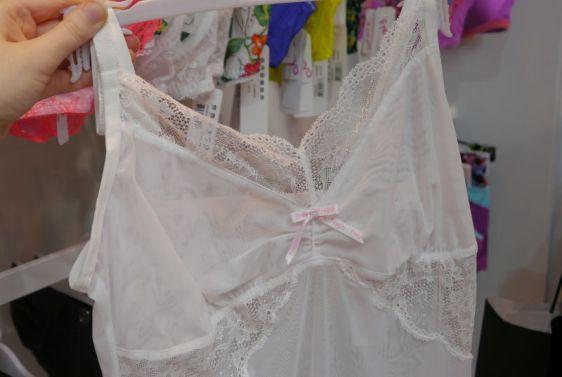 Freya Lingerie Fancies Chemise White 1