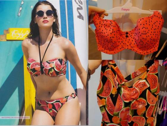 Freya Pip and Watermelon Swimwear Coral SS15