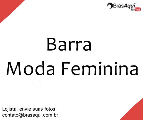 Barra Moda Feminina