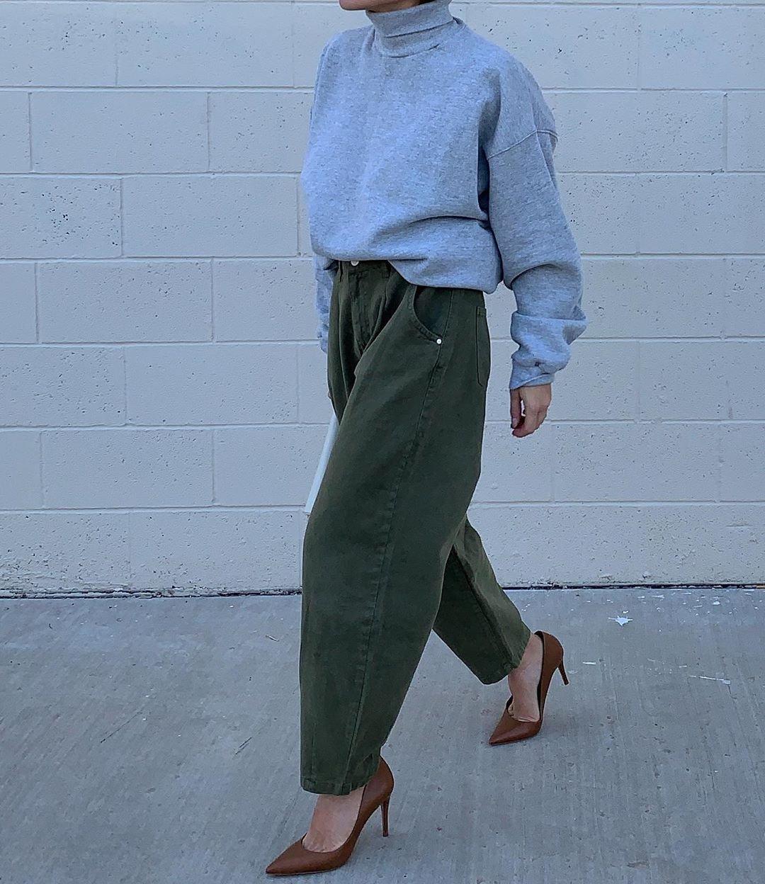 conheça as 'grandpa jeans' Separamos 3 formas de usar