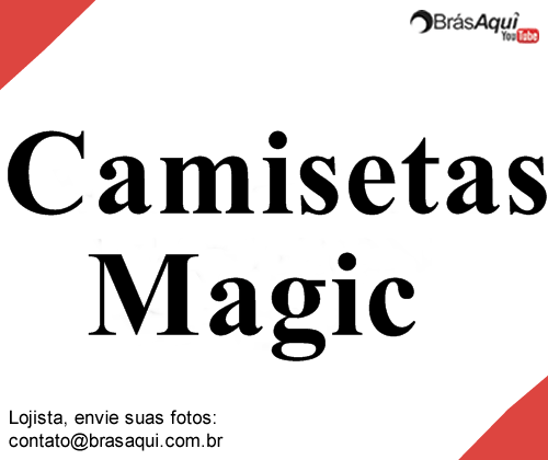 Camisetas Magic