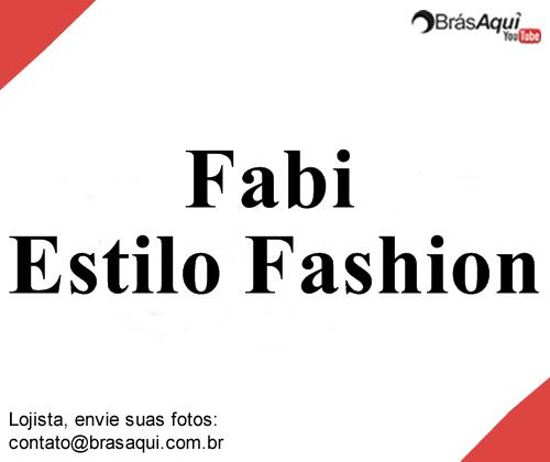 Fabi Estilo Fashion