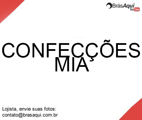 Confecções Mia