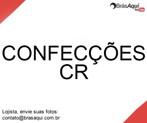 Confecções CR