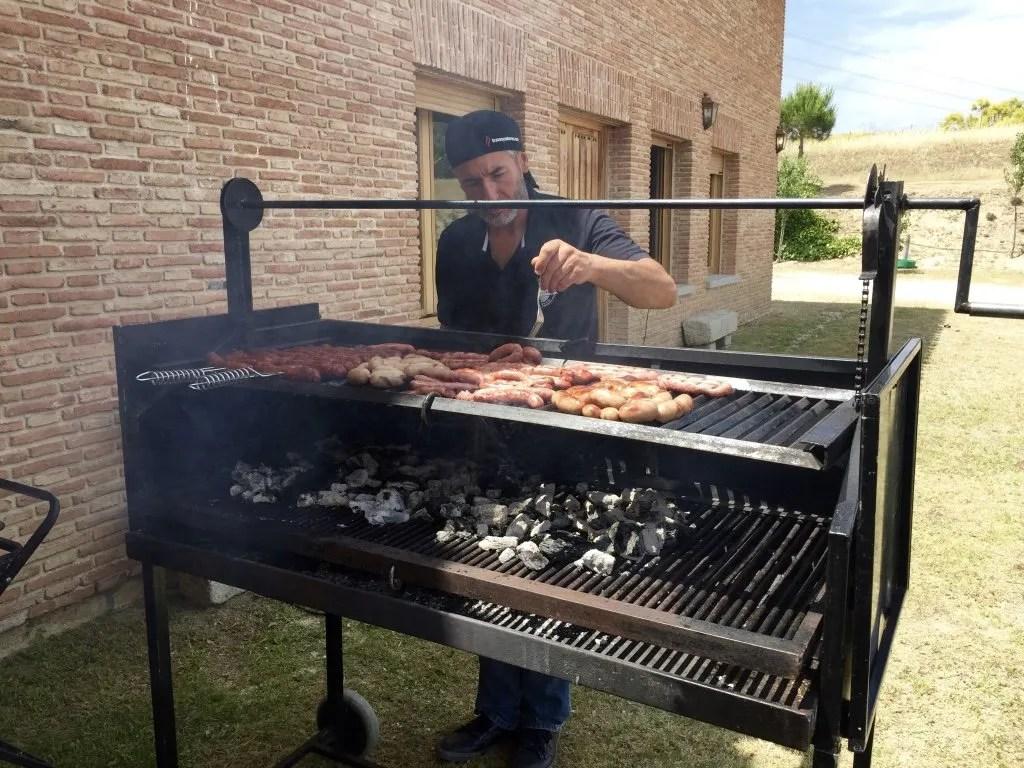 Catering parrilla argentina para comunión, servicio ofrecido por Brasas y Sabores, catering domicilio madrid