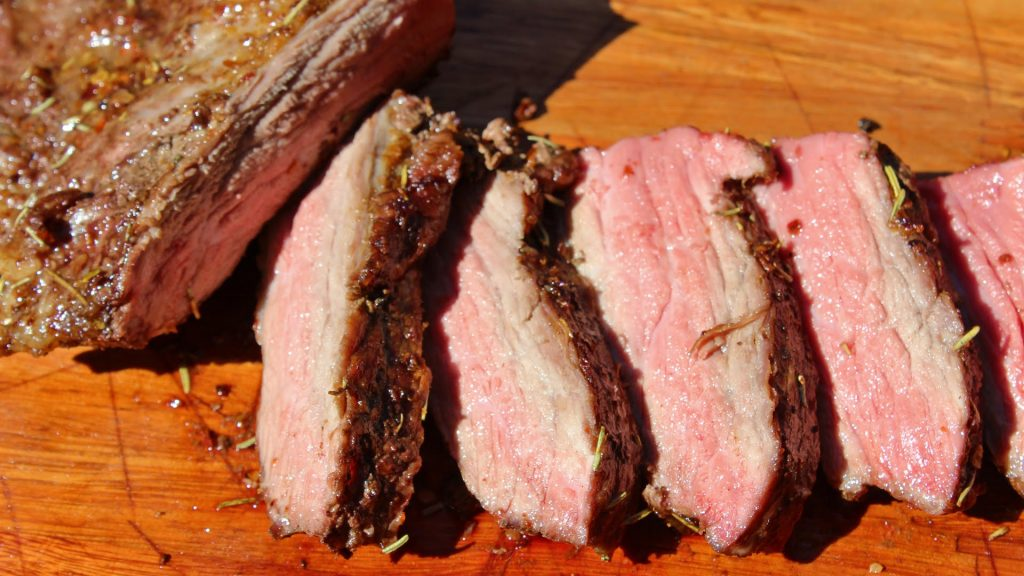 Cortes de carne argentina: Tapa de Asado (Brisket)