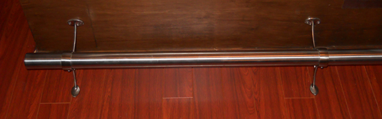 BAR FOOT RAIL
