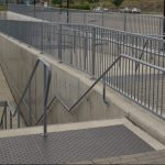 Outdoor Staircase & Ramp