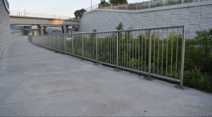 Stainless Steel Picket Railings