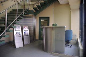 Desk Cladding & Custom Brochure Displays