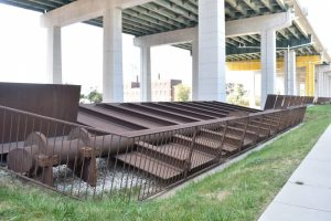 Weathering (Corten) Steel Picket & Railing System