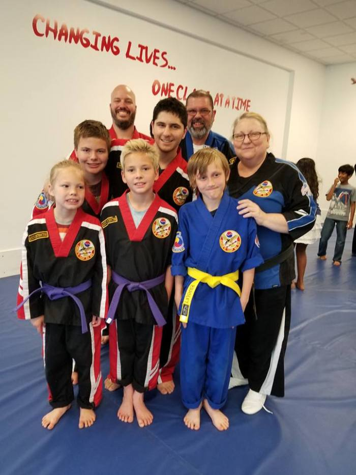 Braselton GA Karate