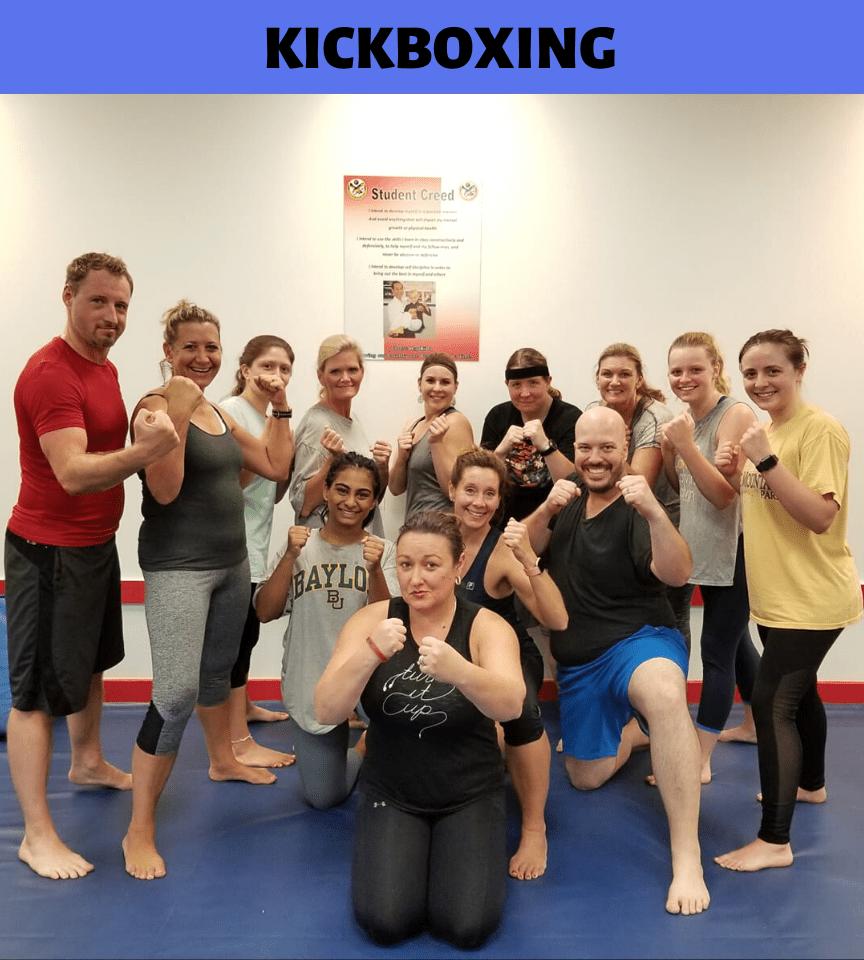 Fitness Kickboxing Flowery Branch Ga