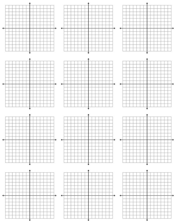 Paper For Math. using graph paper as a math accommodation