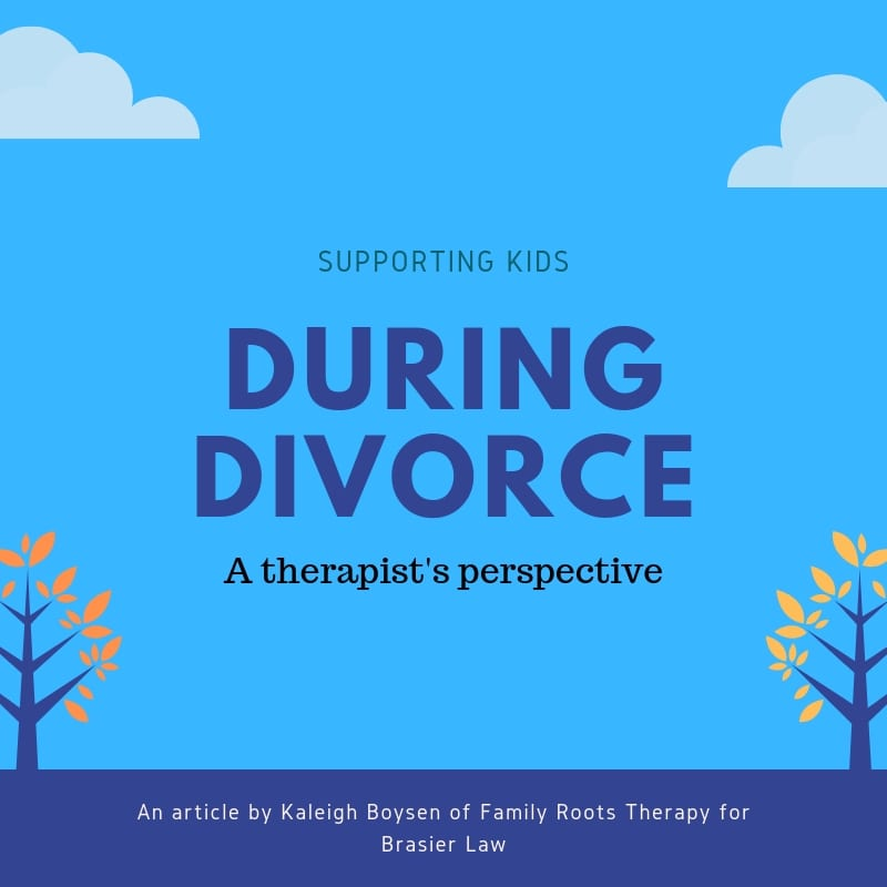 How to Support Kids During a Divorce: A Therapist's Perspective