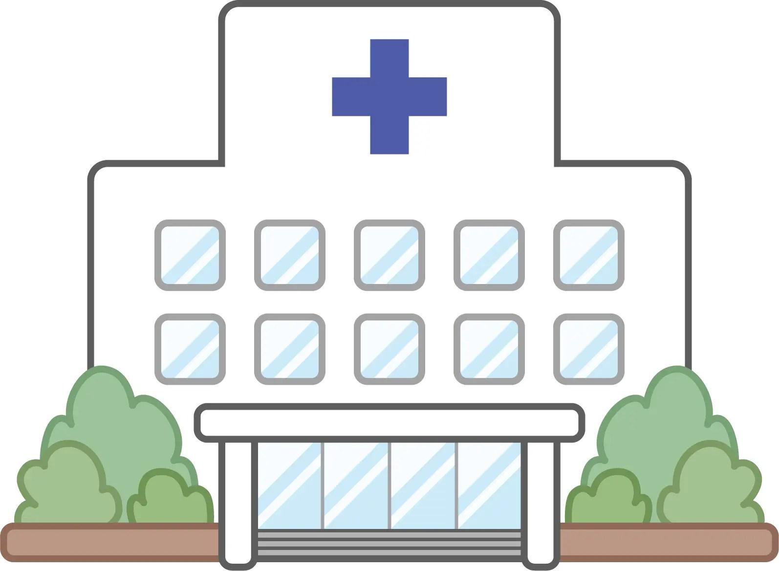 """alt=""""ブラジルの病院"""""""