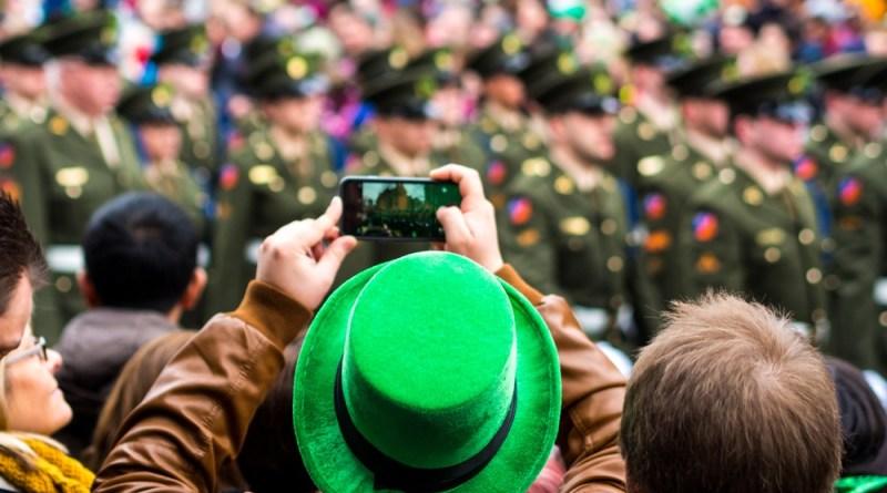 Parada de Saint Patrick's Day