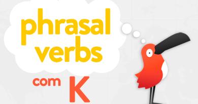 phrasal verbs com Keep