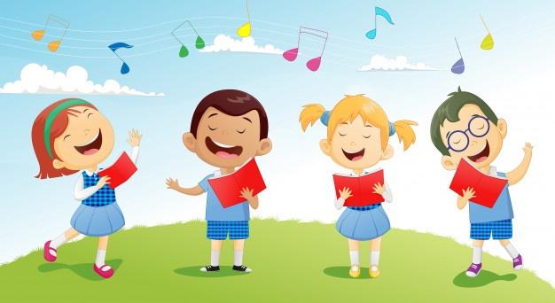ninos-cantando-canciones-populares-en-ingles