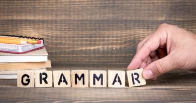 grammar-gramatica em ingles