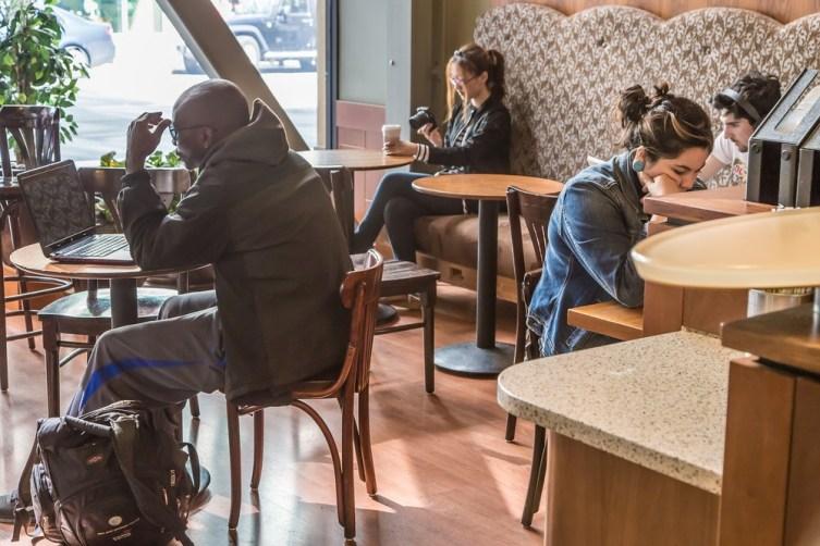 cafe conseguir um trabalho em san francisco