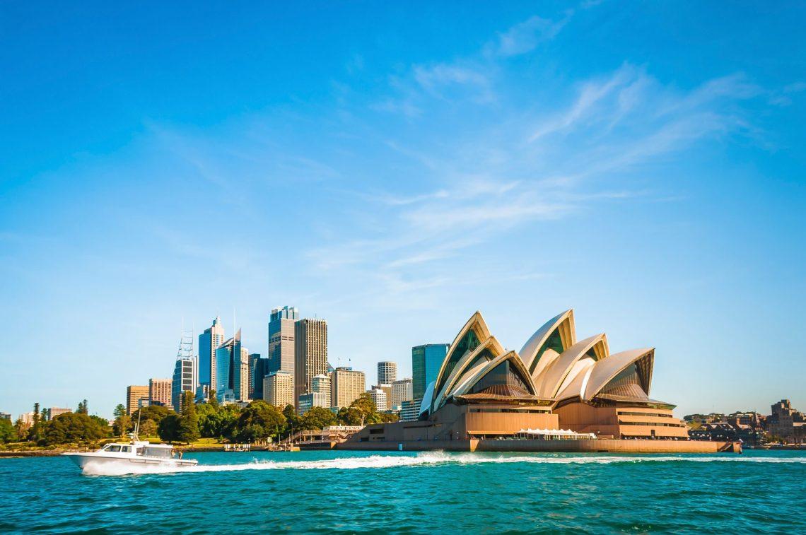 intercâmbio na Austrália