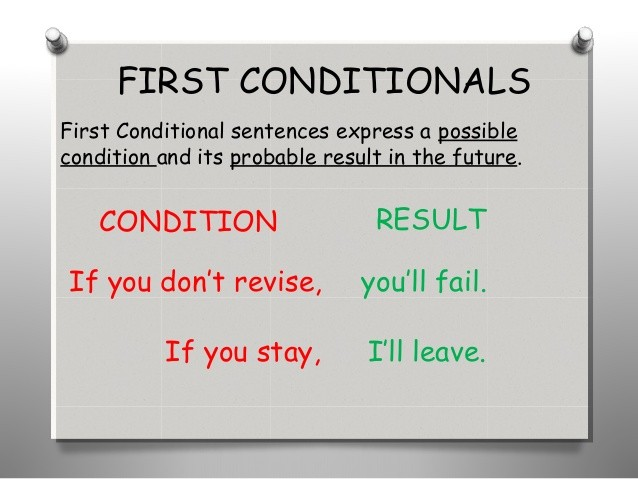 first conditional com cambly